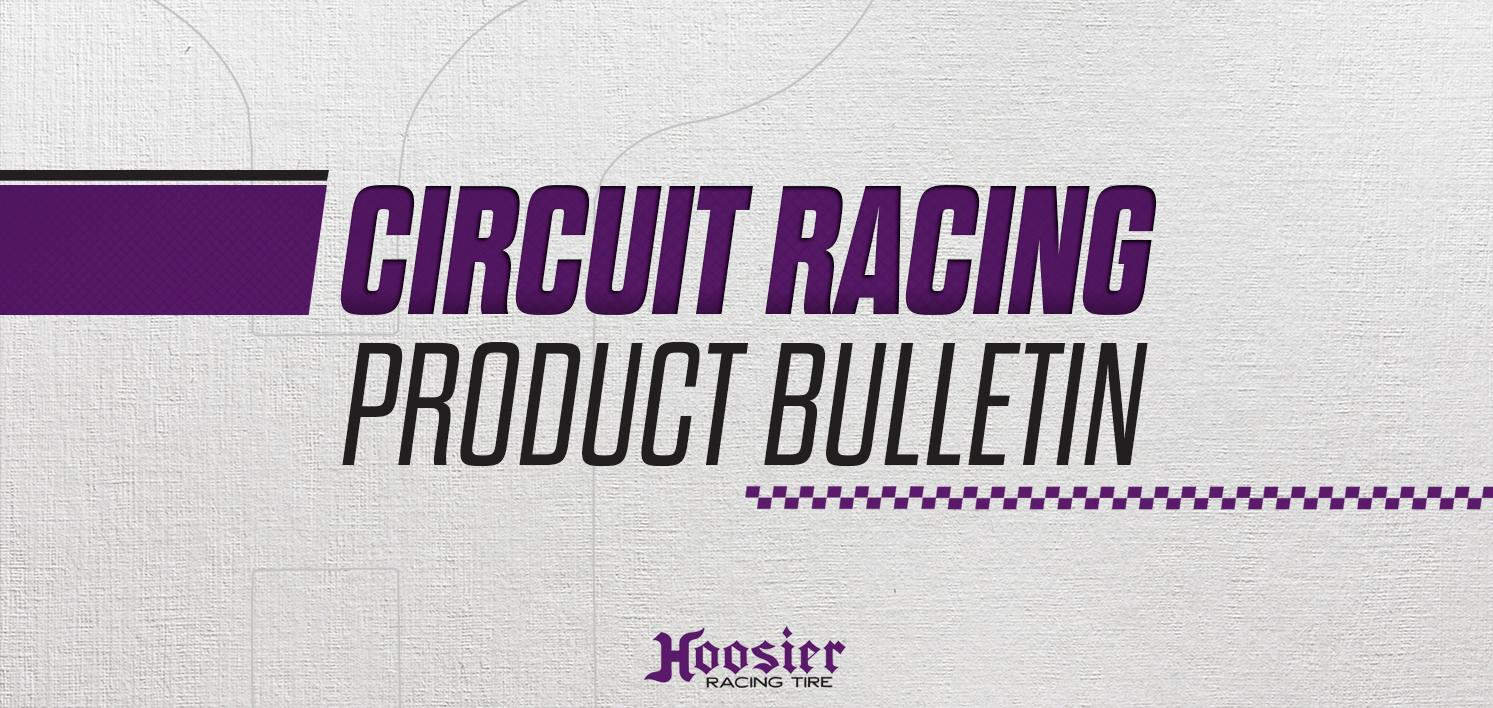 Hoosier Releases New Spec Tire for SCCA Formula Enterprise Category