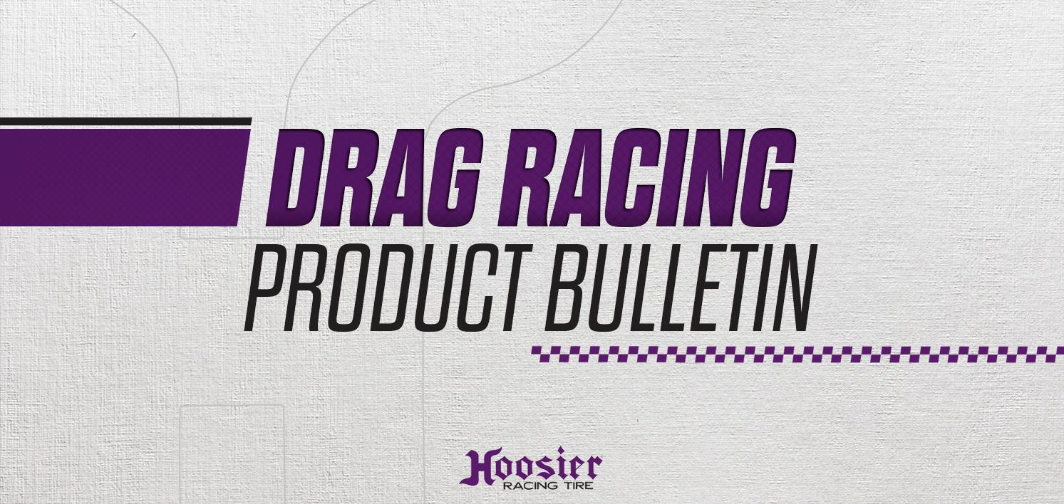 Hoosier Develops Jr Drag Front Tire Specifically for Drag Racing