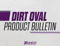 Hoosier Releases Non Wing Sprint Dirt Left Rear Tire