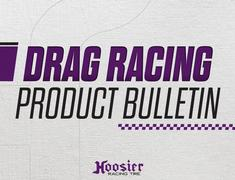 Hoosier Introduces New 28.0/10.0-18 Drag Slick