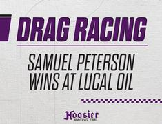 Samuel Peterson Scores Big in Midwest Jr. Dragster Series